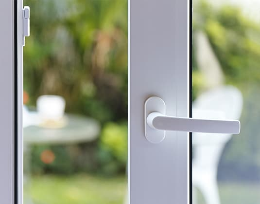 Sliding Door Handle Repair
